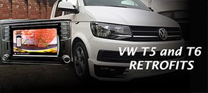 vw t6 t5 retrofits